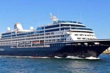 Azamara Cruises dispone de tres buques de segmento ultralujo