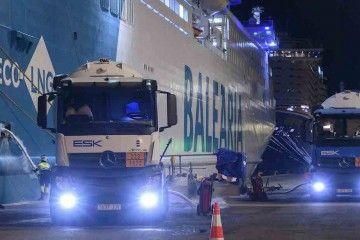 """Suministro MTTS al buque """"Abel Matutes"""""""