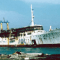 """Estado en el que quedó el buque """"Sol Olympia II"""", ex """"Santa Cruz de Tenerife"""""""
