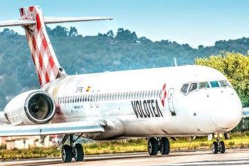 Volotea, última operadora del Boeing B-717 en Europa