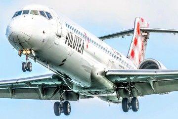 El avión Boeing B-717 ya es historia en Volotea