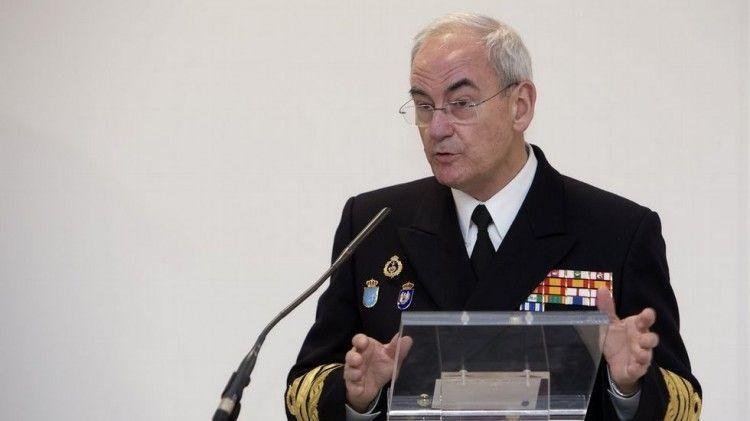 Almirante general Teodoro López Calderón, nuevo JEMAD