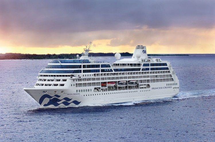 """El buque """"Pacific Princess"""" pasa a formar parte de Azamara Club Cruises"""