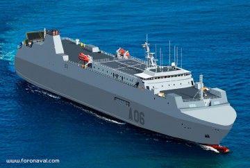 """El buque """"Galicia"""" tendrá nombre de mujer en su nueva etapa"""