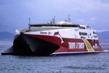 """El catamarán """"Tarifa Jet"""" será el encargado del servicio"""