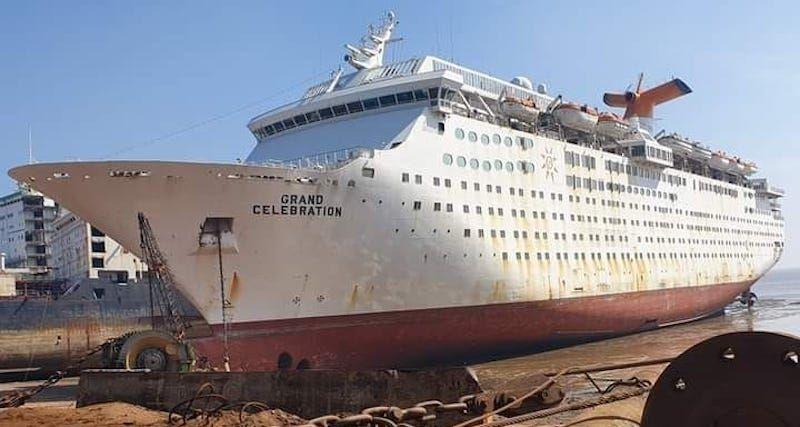 El buque pasa a engrosar los desguaces de los últimos meses