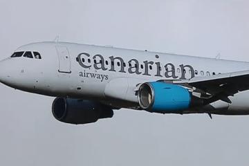 Canarian Airways, nuevo proyecto de aviación desde Tenerife