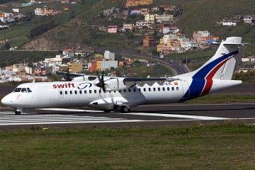 ATR-72 de Swiftair