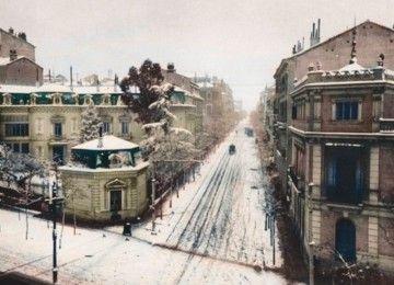 La calle Génova forma parte de la historia de Isaac Peral