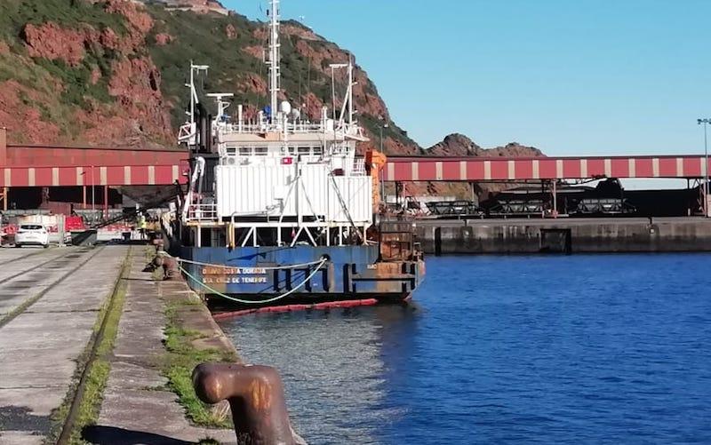 Durante su etapa española ha figurado inscrita en la matrícula naval de Santa Cruz de Tenerife