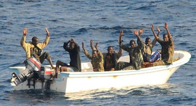 La piratería campa a sus anchas en el Golfo de Guinea