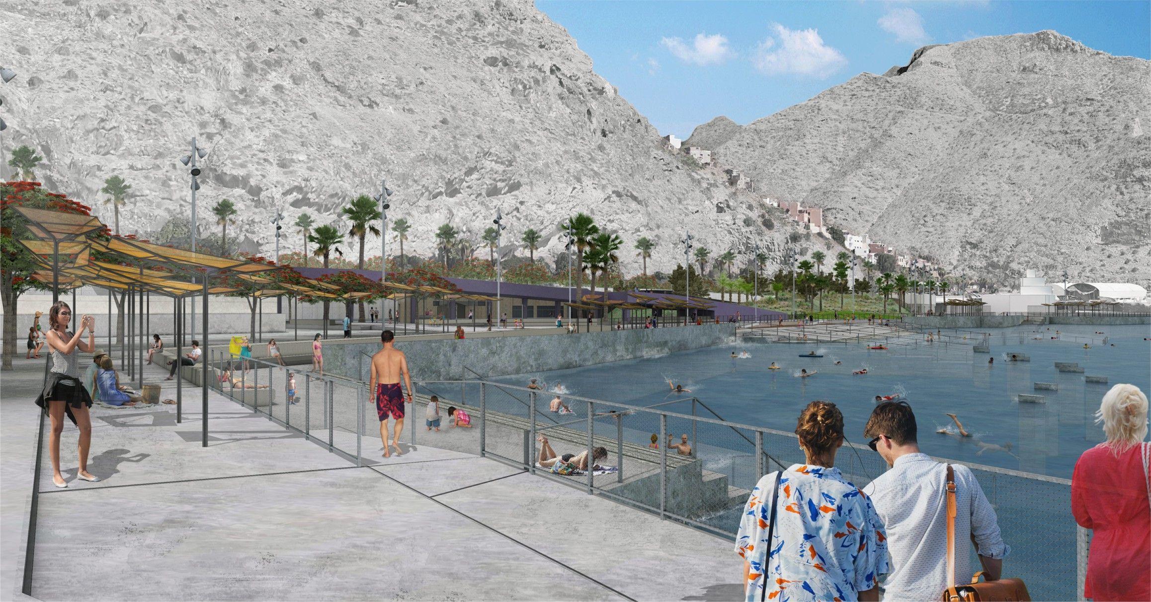 El proyecto del litoral de Valleseco es una vieja aspiración