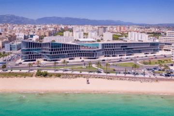 Panorámica del Palau de Congressos de Palma