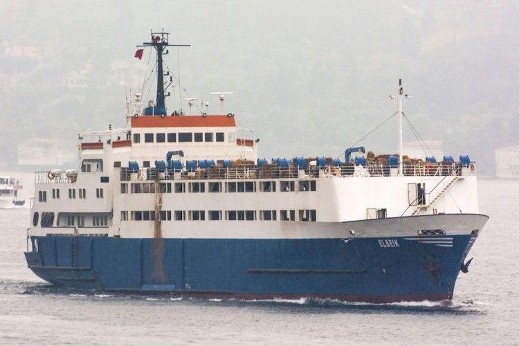 """El buque establo """"Elbeik"""" navega rumbo a Cartagena"""