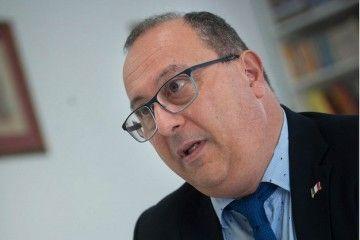 Silvio Pelizzolo, cónsul de Italia en Tenerife