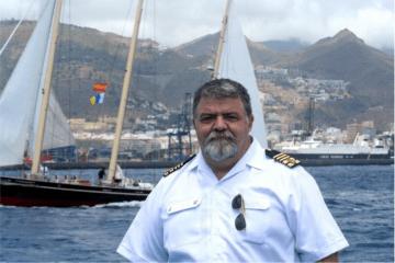 Antonio M. Padrón, embajador marítimo de la OMI