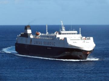 Suardíaz, a la vanguardia tecnológica en el sector de carga rodada