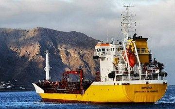 """""""Nivaria"""", matrícula naval de Santa Cruz de Tenerife"""