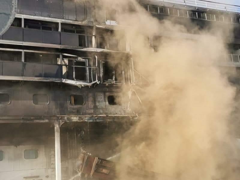 De momento se desconocen las causas del incendio