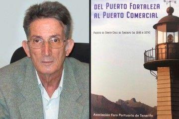 José Manuel Noda Verano (1940-2019) y la portada de su libro póstumo