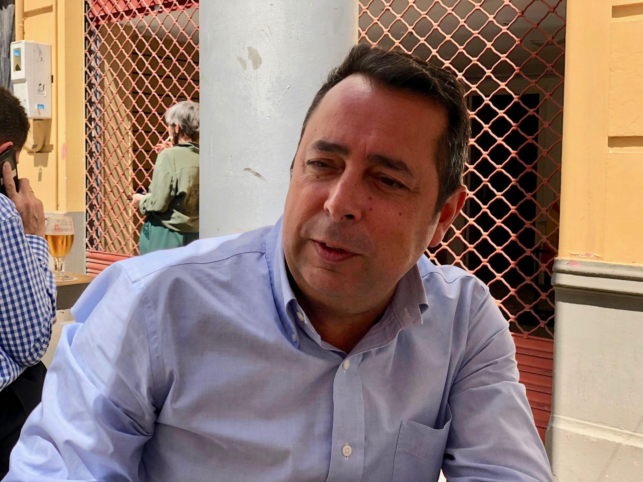David Hernández Cabrera es el director regional del Grupo Suardíaz. Sabe bien de lo que habla