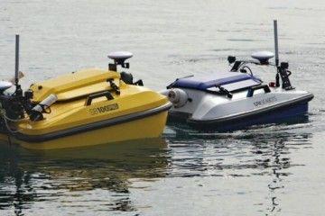 El dron acuático SB100