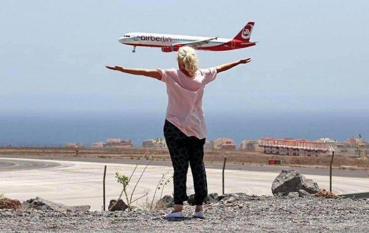 Una de las fotos de Jordi Maynat en Tenerife Sur