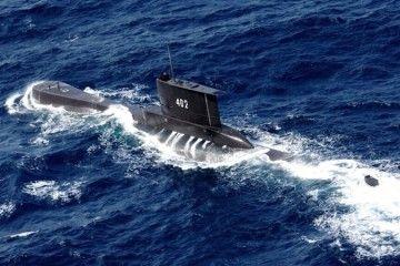 """Este es el submarino desaparecido KRI """"Nanggala"""" (402)"""