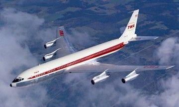Boeing B-707, avión elegante por excelencia