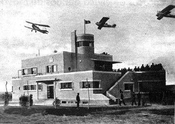 Primera terminal del aeropuerto de Madrid-Barajas