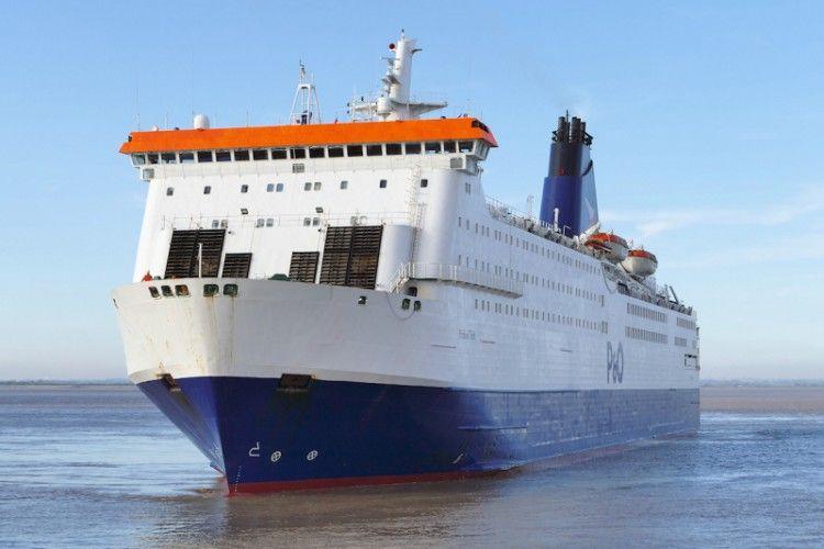 Los dos buques adquiridos por GNV proceden de P&O Ferries
