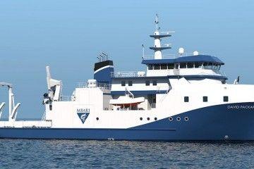 """Este será el aspecto exterior del buque """"David  Packard"""""""