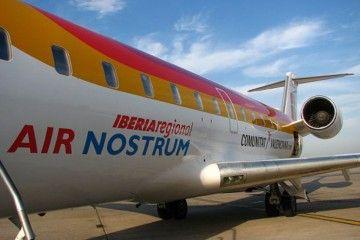 La crisis sanitaria y financiera del coronavirus deja huella en Air Nostrum