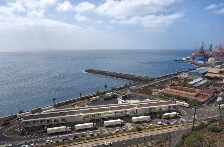 Panorámica del CIP de Tenerife