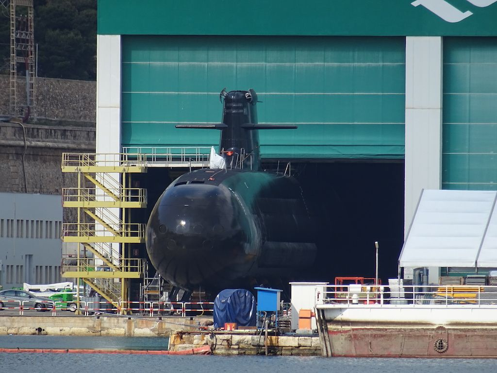 Pese a sus vicisitudes, el programa S-80 es un hito en la historia de la industria naval militar