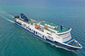 Grimaldi desembarca este verano en Baleares y  llega para quedarse