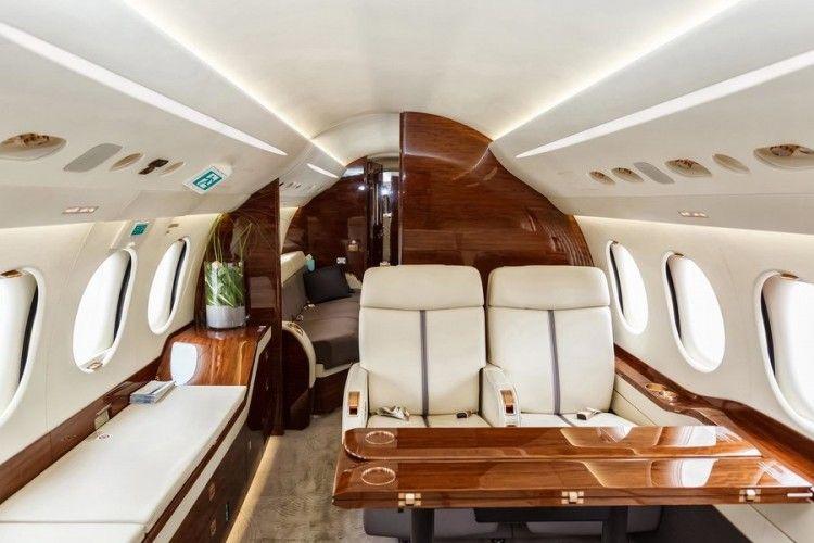 El jet privado, una alternativa para un público muy selecto