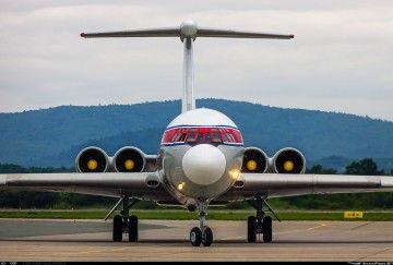 Ilyushin Il-62 ha sido uno de los aviones soviéticos de mayor éxito