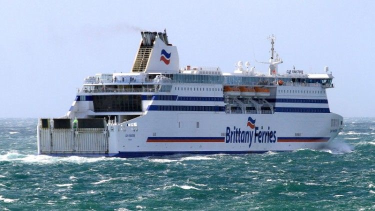 Brittany Ferries centra su actividad en el norte de España