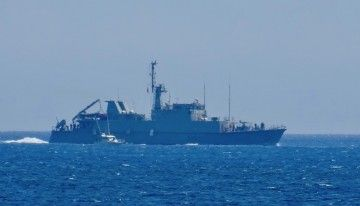 Los buques caza minas españoles han tenido un papel destacado en el ejercicio Esp Minex-21
