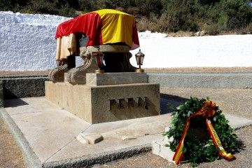 Isaac Peral, homenajeado por el Arma Submarina de la Armada
