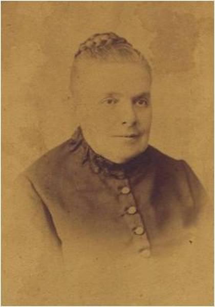 Isabel Caballero Díaz, madre de Isaac
