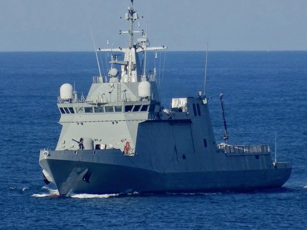 El adiestramiento consigue la plena operatividad de la dotación del buque
