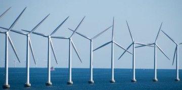 La energía eólica marina está experimentado un gran auge en Europa