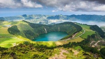 Azores cierra extraordinarias bellezas naturales