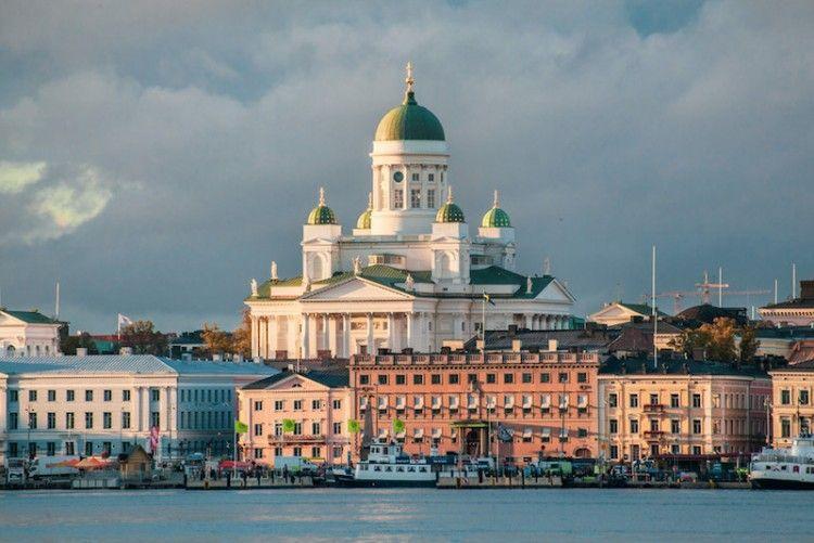 Helsinki, capital de la bella Finlandia