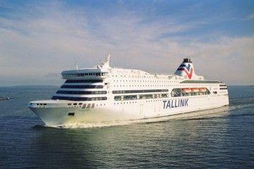 """El cruise ferry """"Romantika"""", uno de los barcos fletados por Marruecos"""