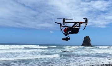 Airmedia 360 es una empresa especializada en drones