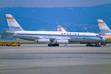 """CV 990A """"Coronado"""" EC-CNH"""