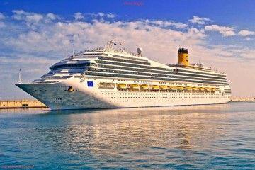 """El buque """"Costa Mágica"""" pasará en 2023 a la flota de Carnival Cruise Line"""